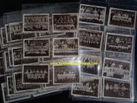 1922 Pattreiouex ONLY KNOWN SET of 50 Football Teams F192 to F241 + both Meredith Man C & Bloomer